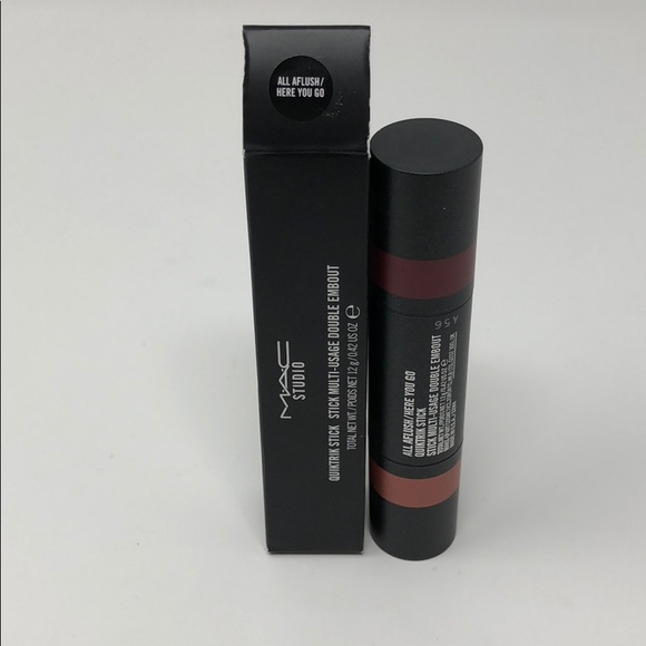 MAC Cosmetics Other - Mac quiktrik stick multi-usage double embout new